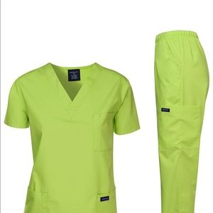 0280 Dagacci Scrubs Medical Uniform Women and Man